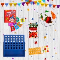 Бюджетный подарок в садик на День рождения для детей от 5 до 7 лет