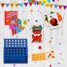 На День рождения в садике (5 - 7 лет). Бюджетный вариант