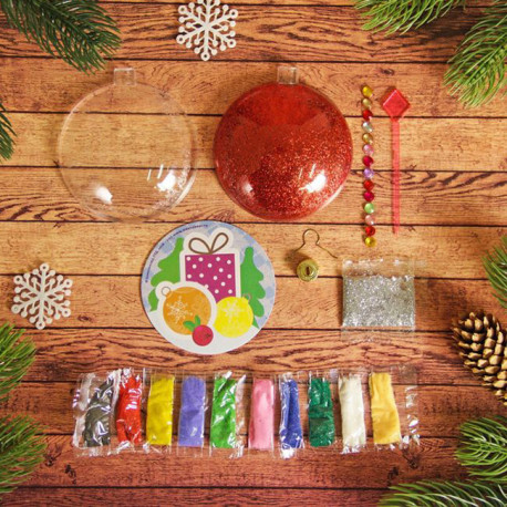 Новогодний подарок в детский сад, 5-7 лет. 540 руб